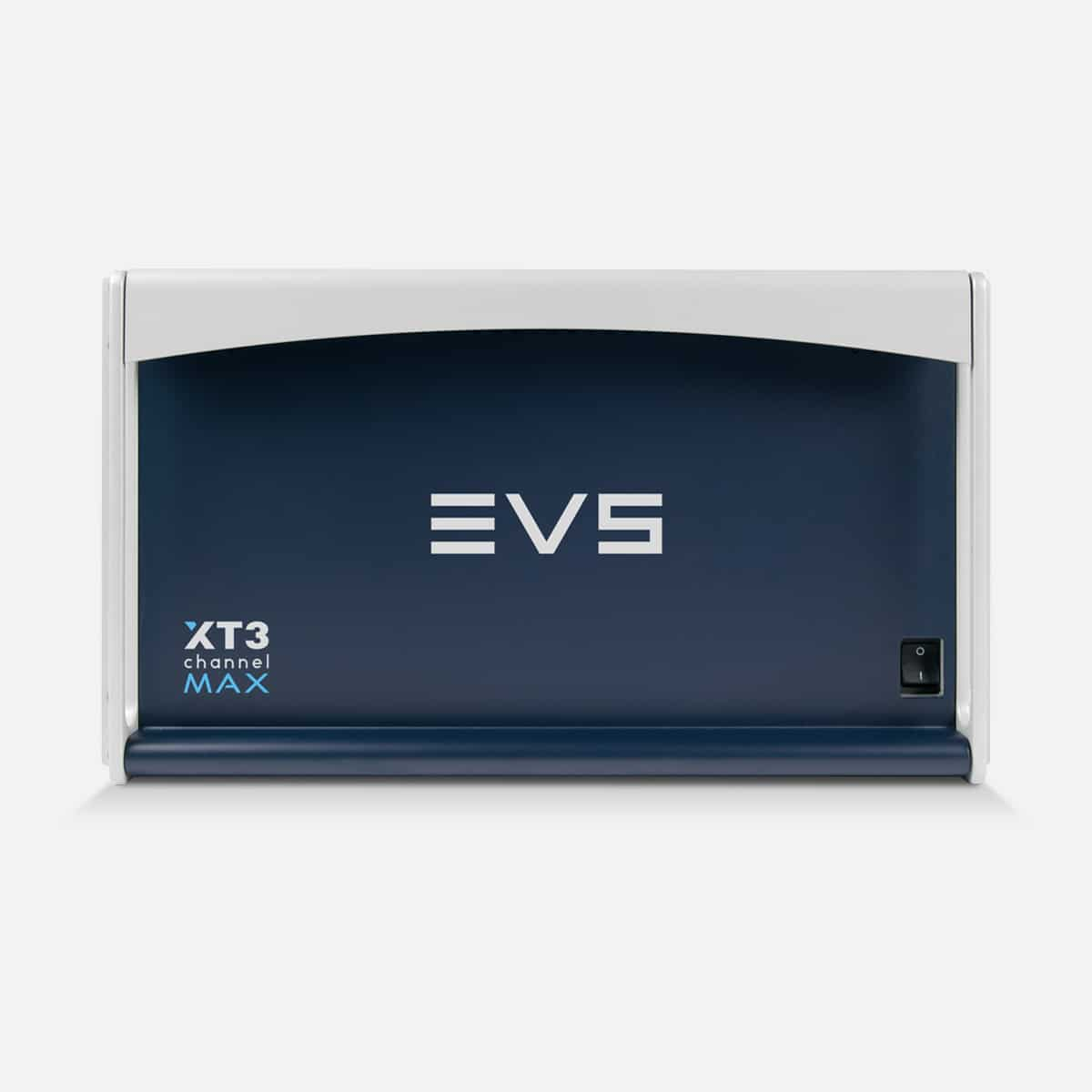 EVS XT3 ChannelMAX 12-Channel Replay Server