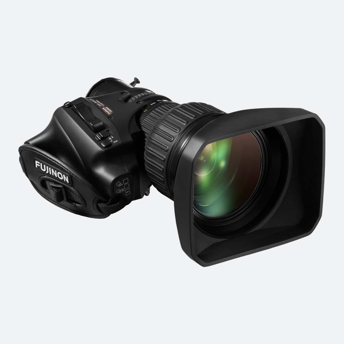 Fujinon UA22 x 8 BERD 4K Lens