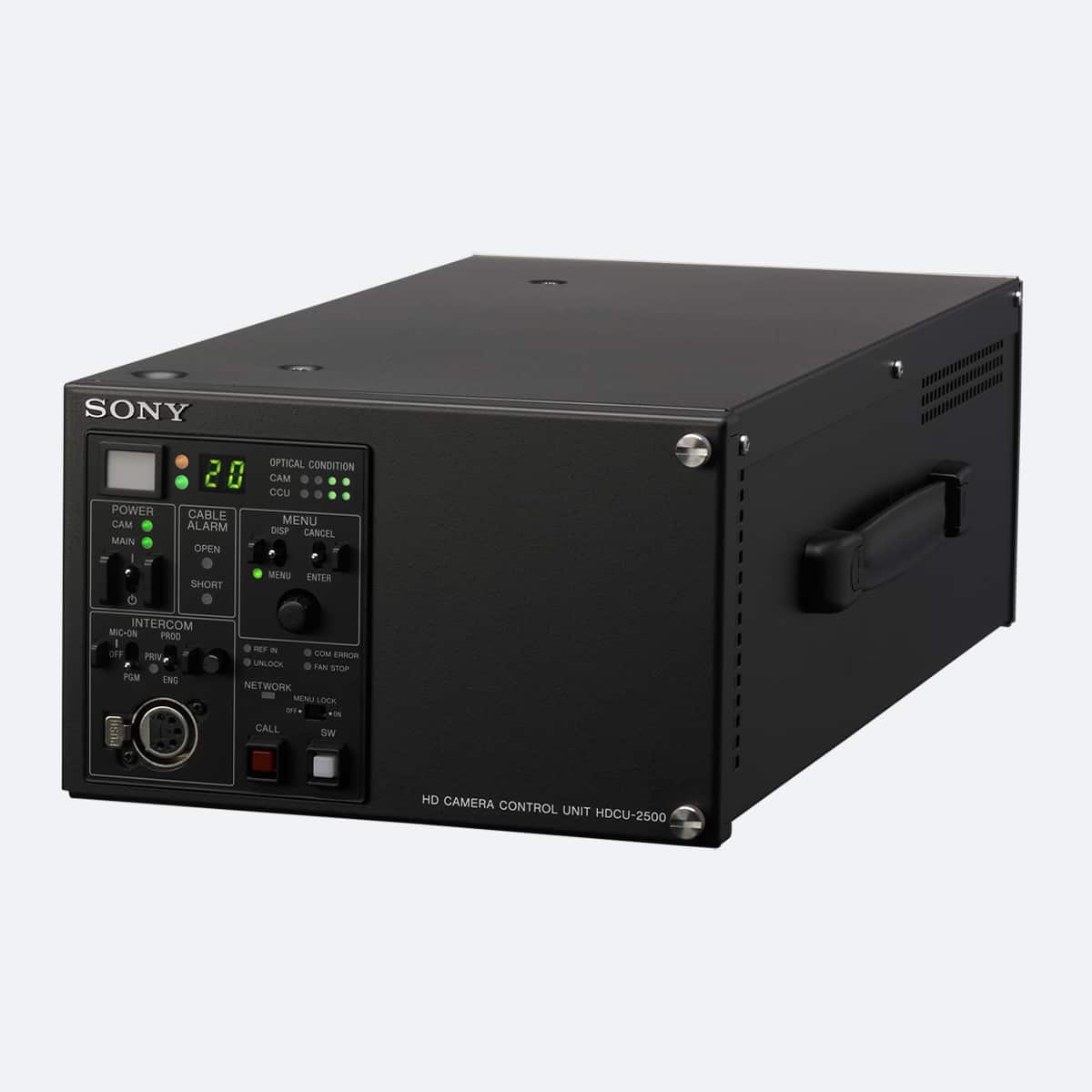 Sony HDCU-2500 HD Camera Control Unit