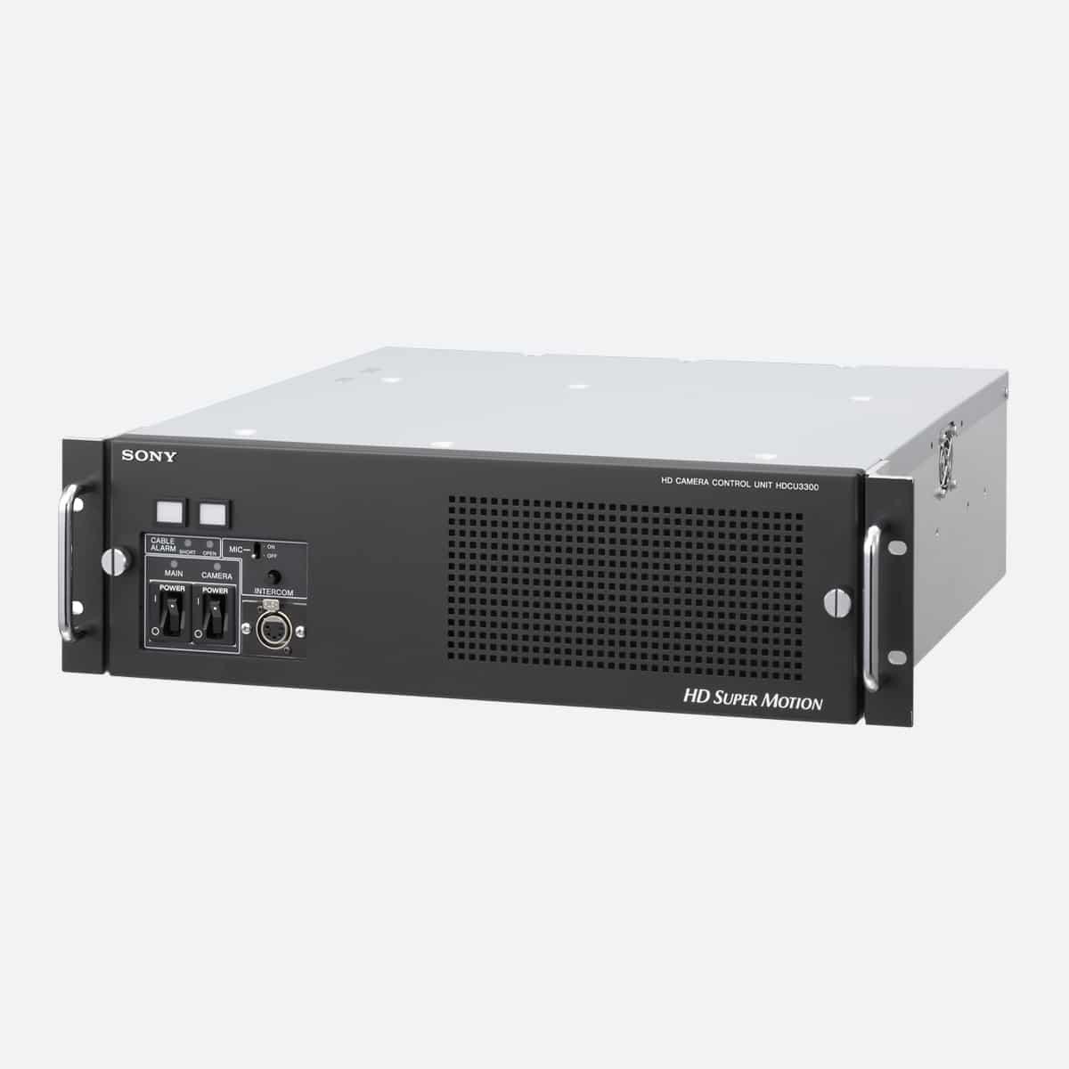 Sony HDCU-3300 HD Super Motion Camera Control Unit