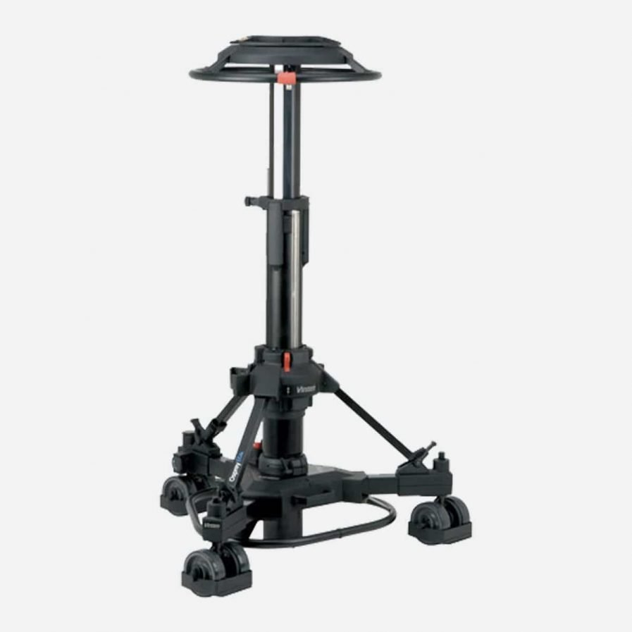 Vinten Osprey Elite pedestal for studios and outside broadcast