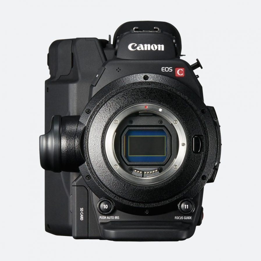Canon C300 MKII