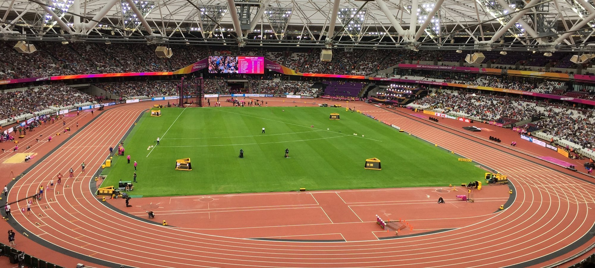 IAAF World Athletics Championships at London Stadium