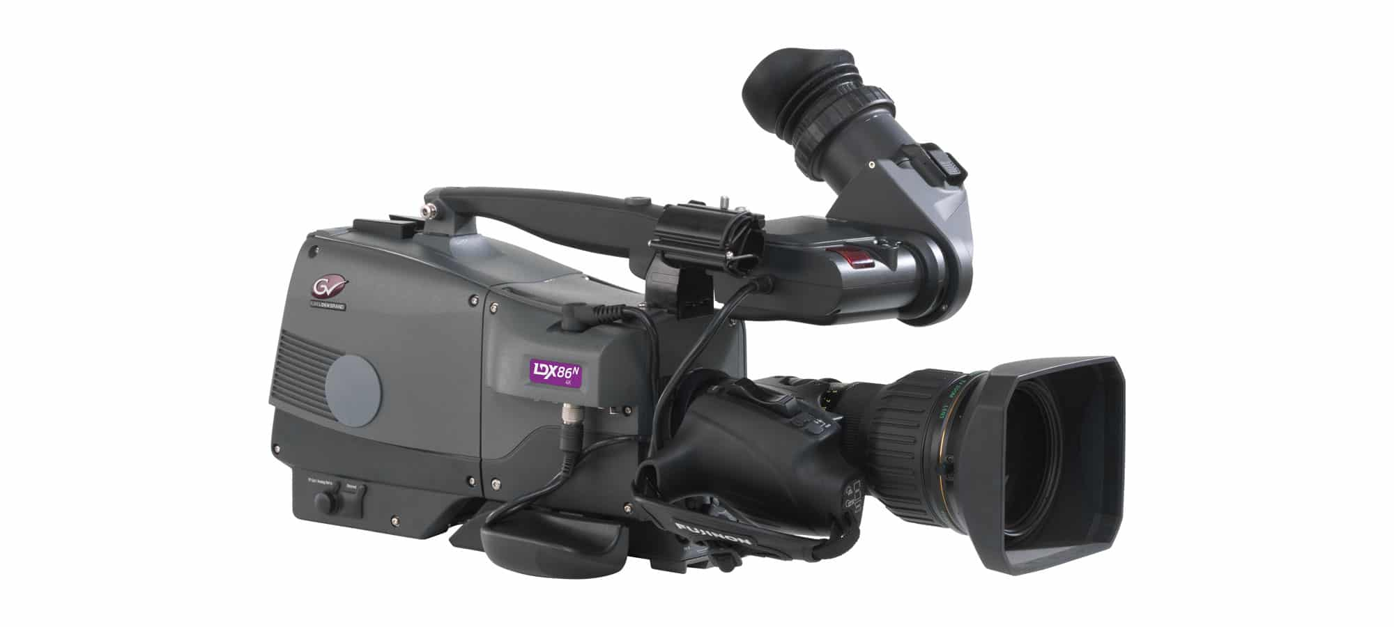 Grass Valley LDX 86N from its LDX Series camera range