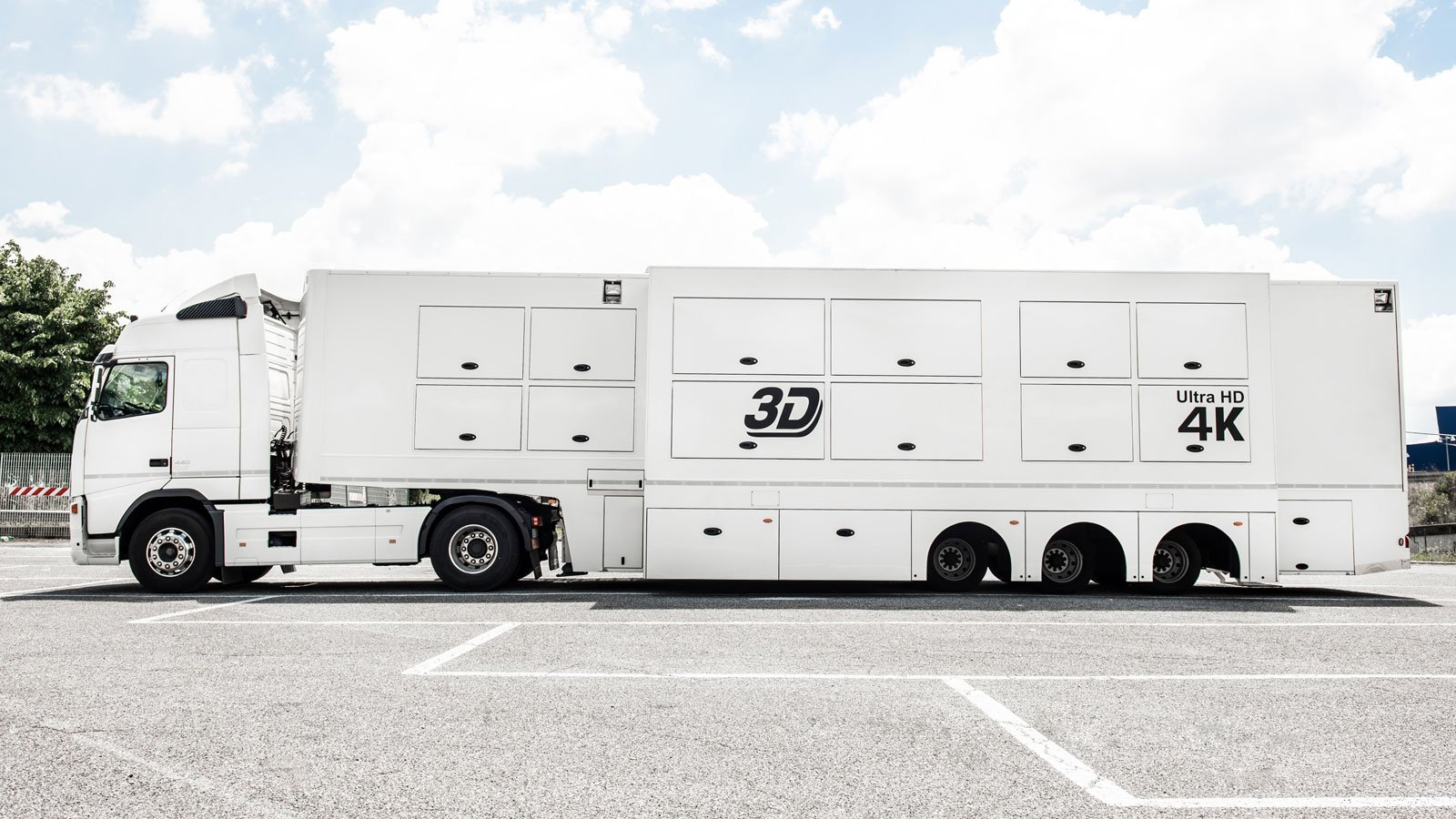 Used OB Truck Sales from ES Broadcast
