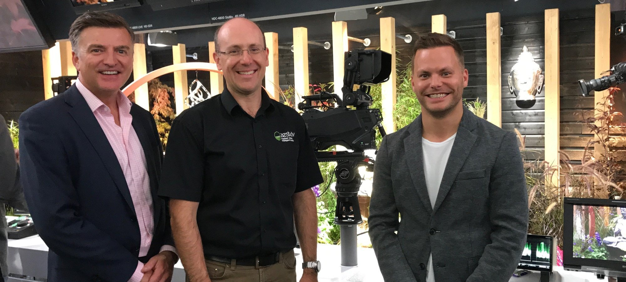 Zest4.TV adds 4K live production with acquisition of Sony HDC-4300 camera channels