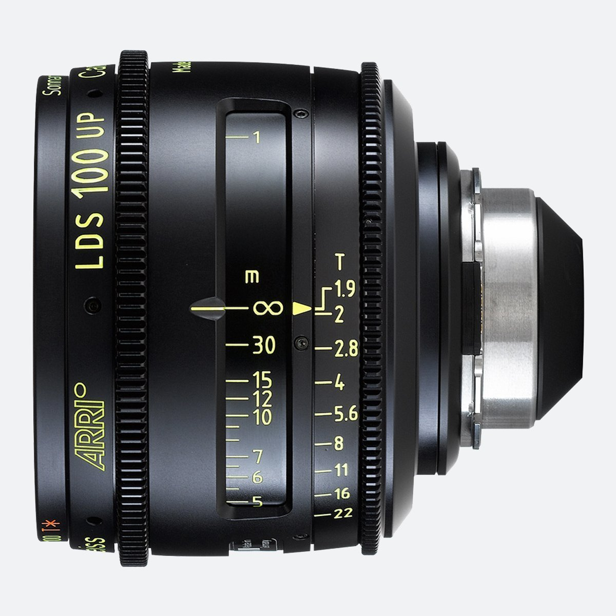 ARRI 100mm T1.9 LDS Ultra Prime Lens
