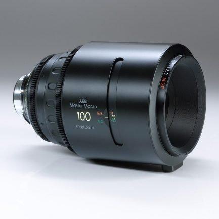 ARRI Master Macro 100mm T2.0 Lens