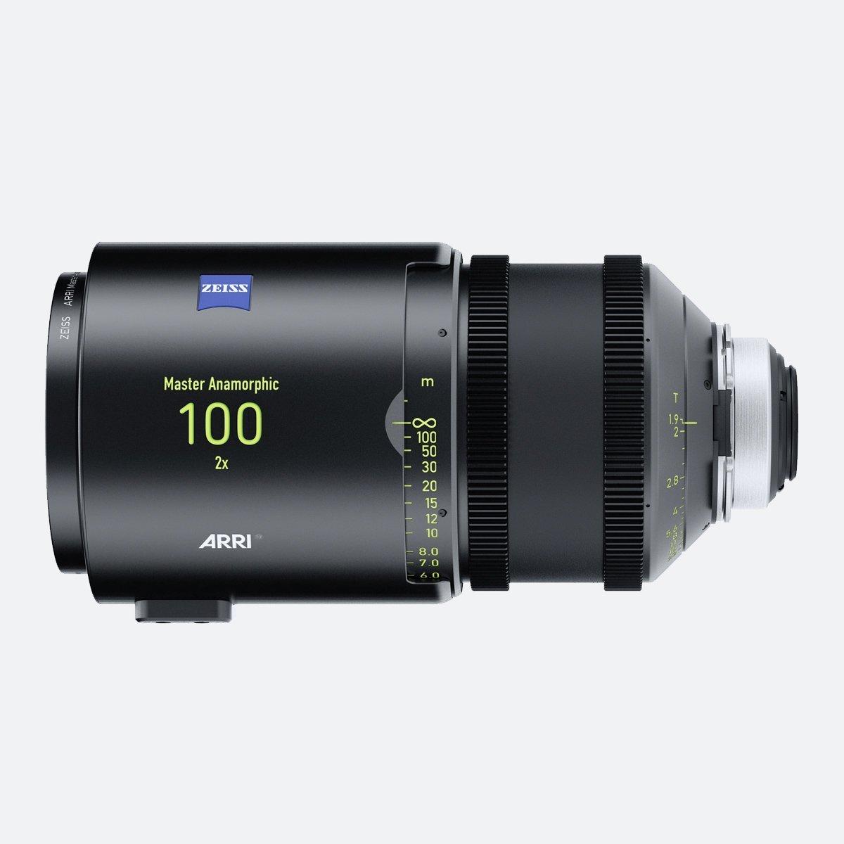 ARRI 100mm T1.9 Master Anamorphic Lens