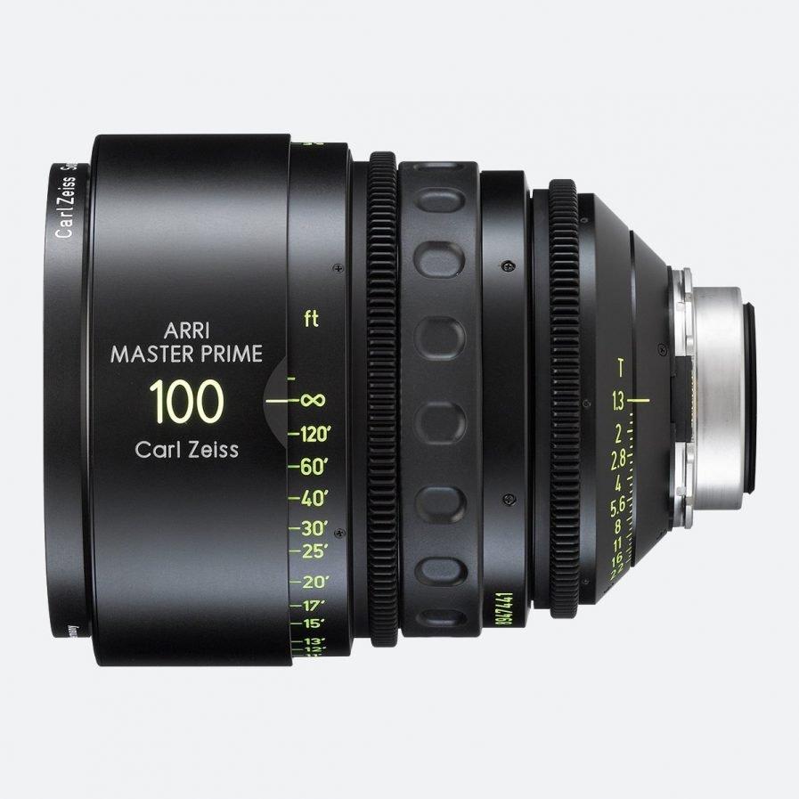 ARRI 100mm T1.3 Master Prime Lens