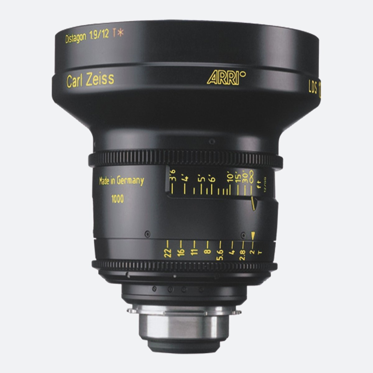 ARRI 12mm T2.0 LDS Ultra Prime Lens