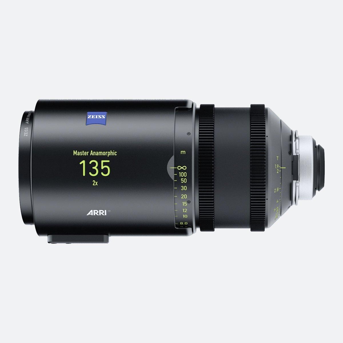 ARRI 135mm T1.9 Master Anamorphic Lens