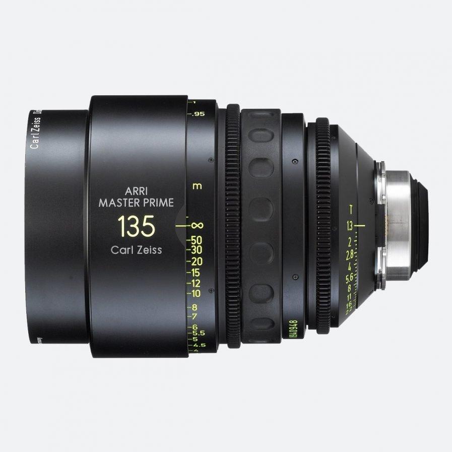 ARRI 135mm T1.3 Master Prime Lens