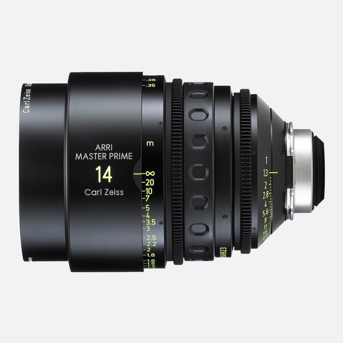 ARRI 14mm T1.3 Master Prime Lens