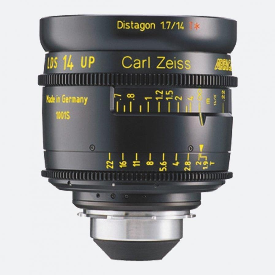 ARRI 14mm T1.9 LDS Ultra Prime Lens