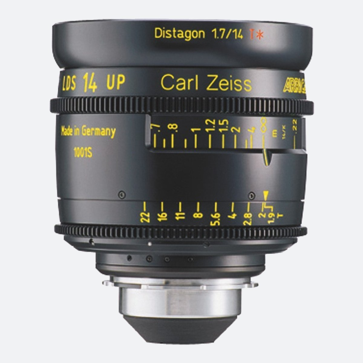 ARRI 14mm T1.9 LDS Ultra Prime Lens
