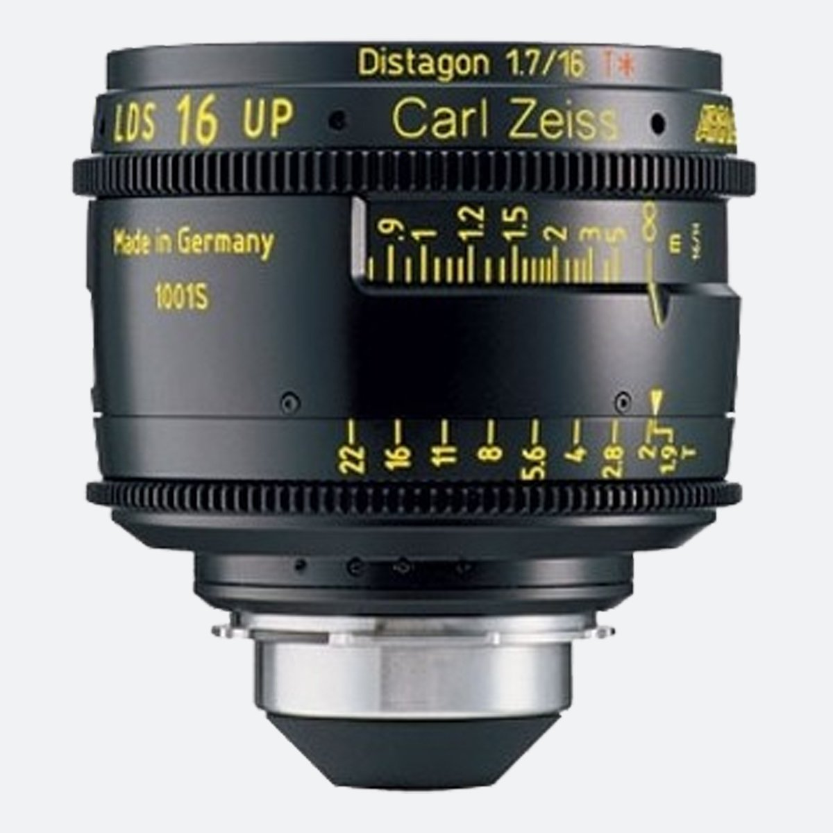 ARRI 16mm T1.9 LDS Ultra Prime Lens
