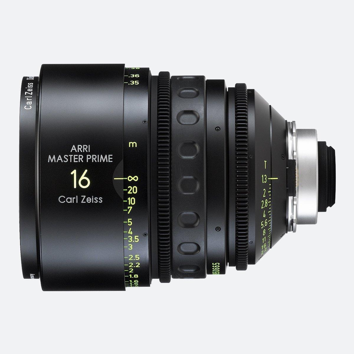 ARRI 16mm T1.3 Master Prime Lens