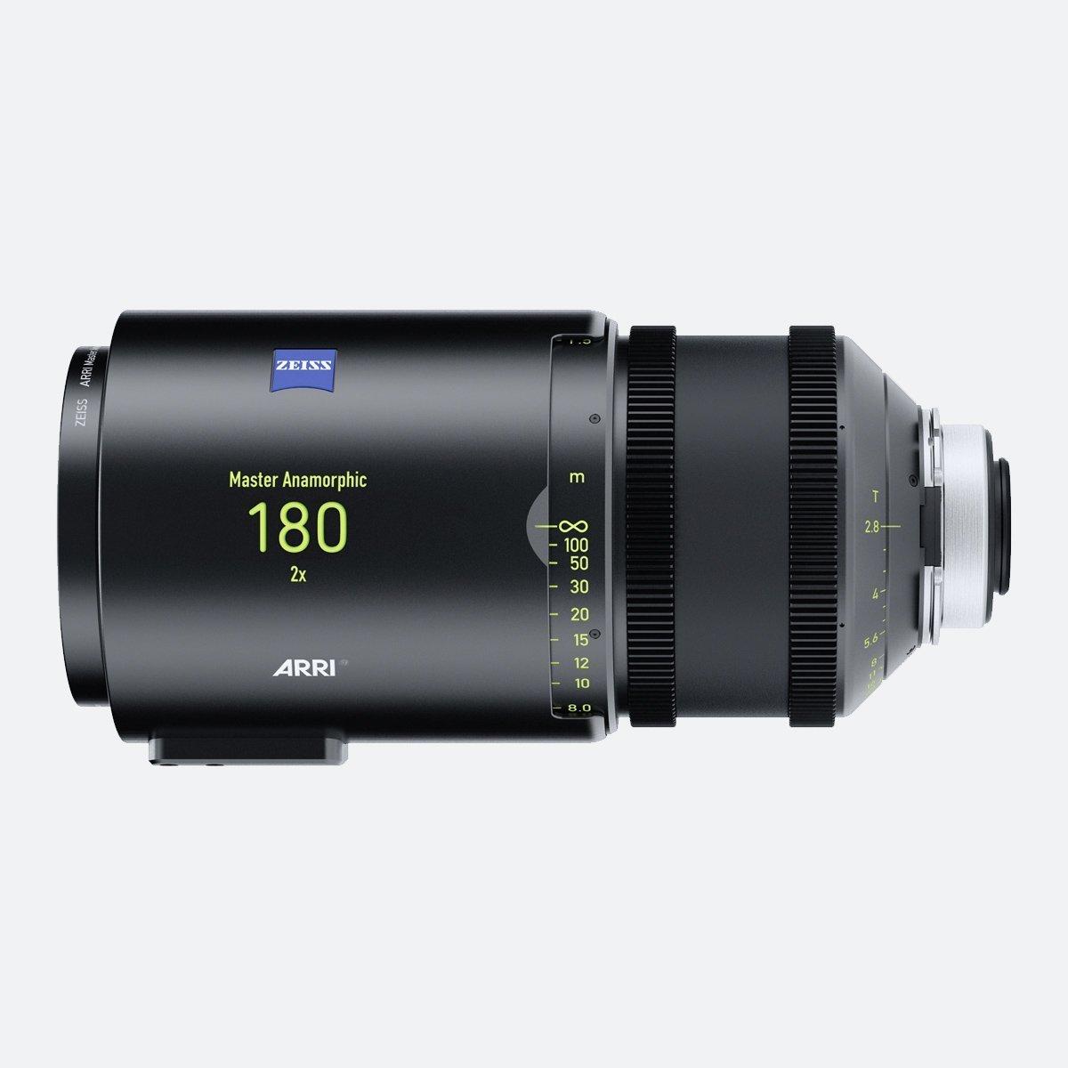 ARRI 180mm T1.9 Master Anamorphic Lens
