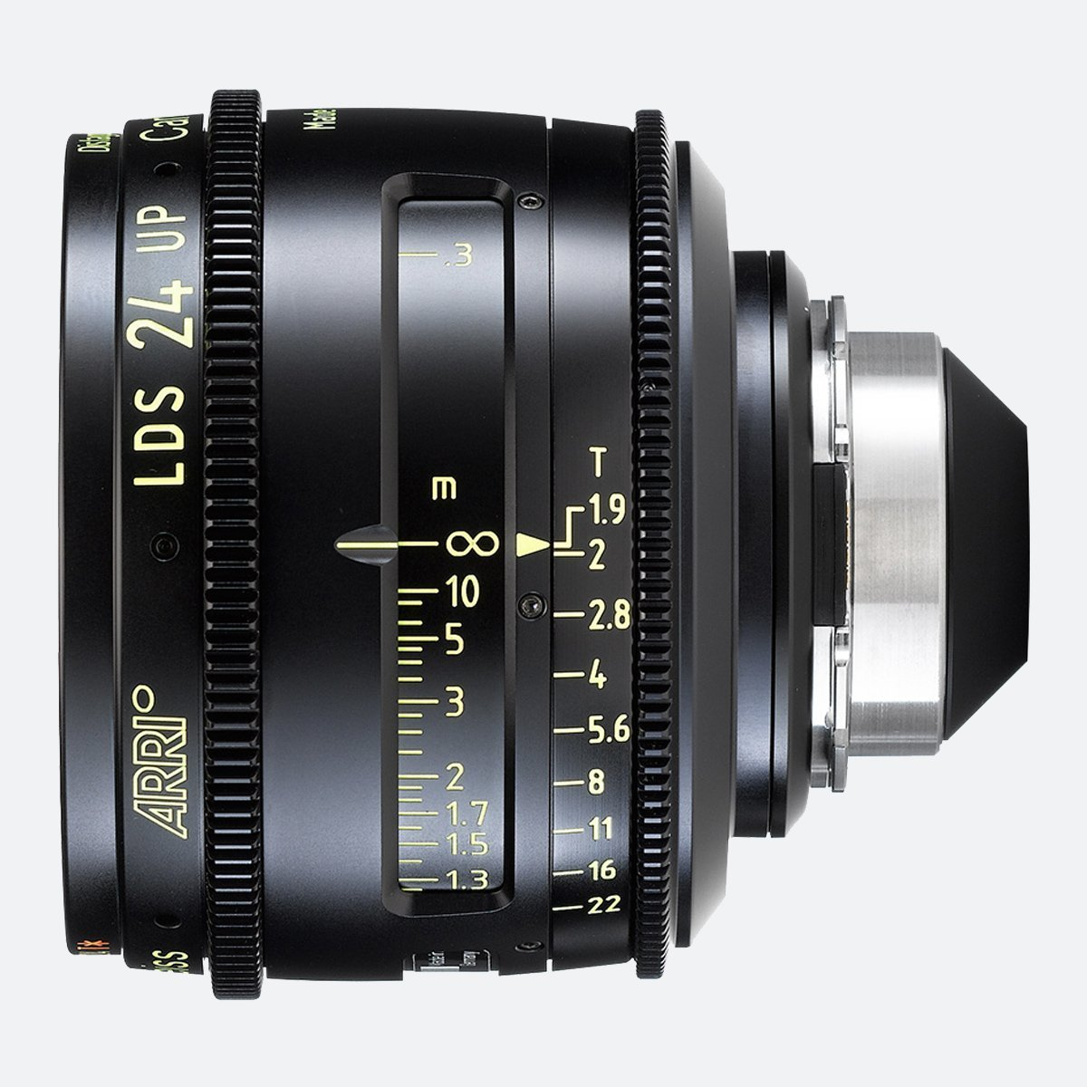ARRI 24mm T1.9 LDS Ultra Prime Lens