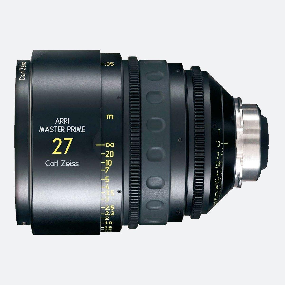 ARRI 27mm T1.3 Master Prime Lens