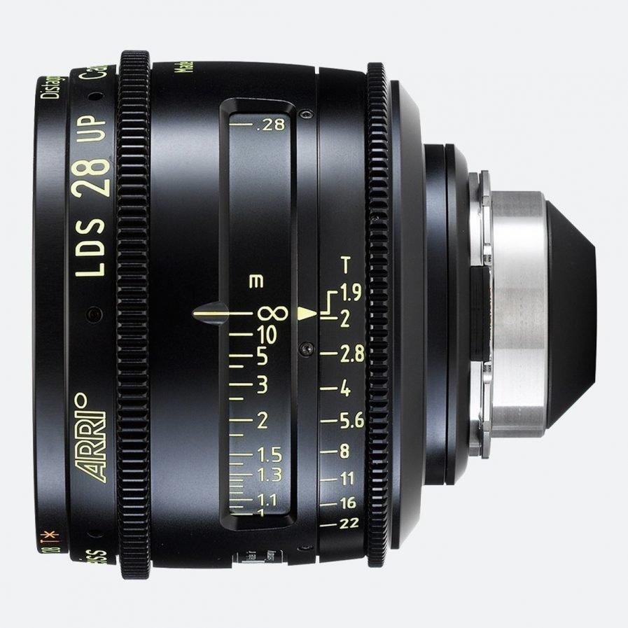 ARRI 28mm T1.9 LDS Ultra Prime Lens