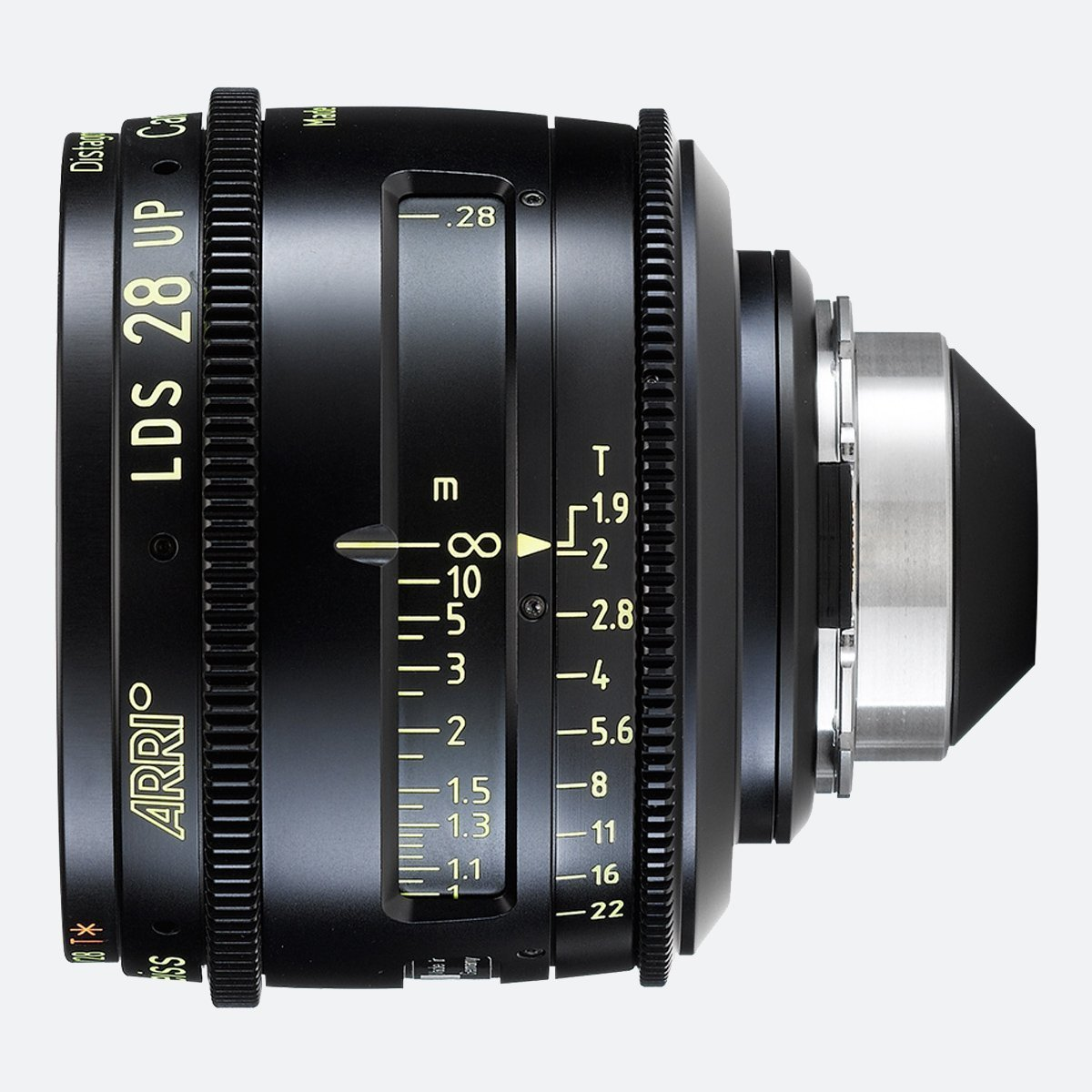ARRI 28mm T1.9 LDS Ultra Prime Lens