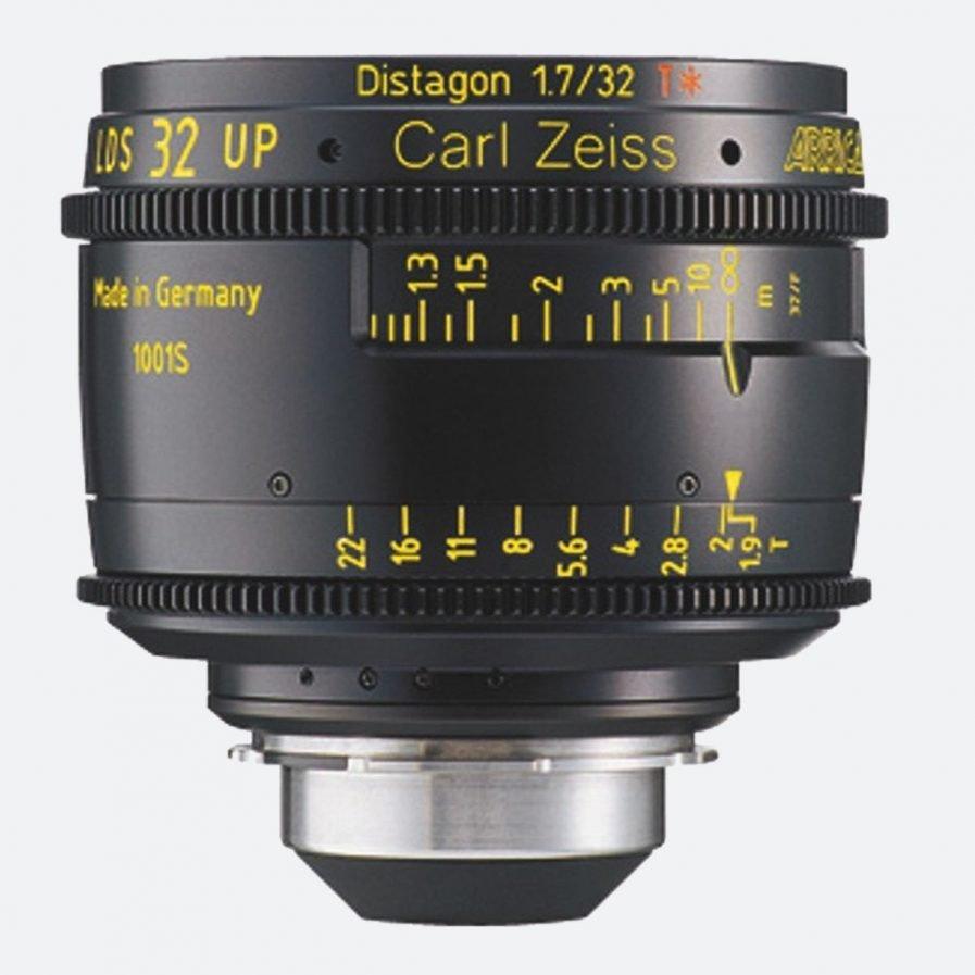 ARRI 32mm T1.9 LDS Ultra Prime Lens