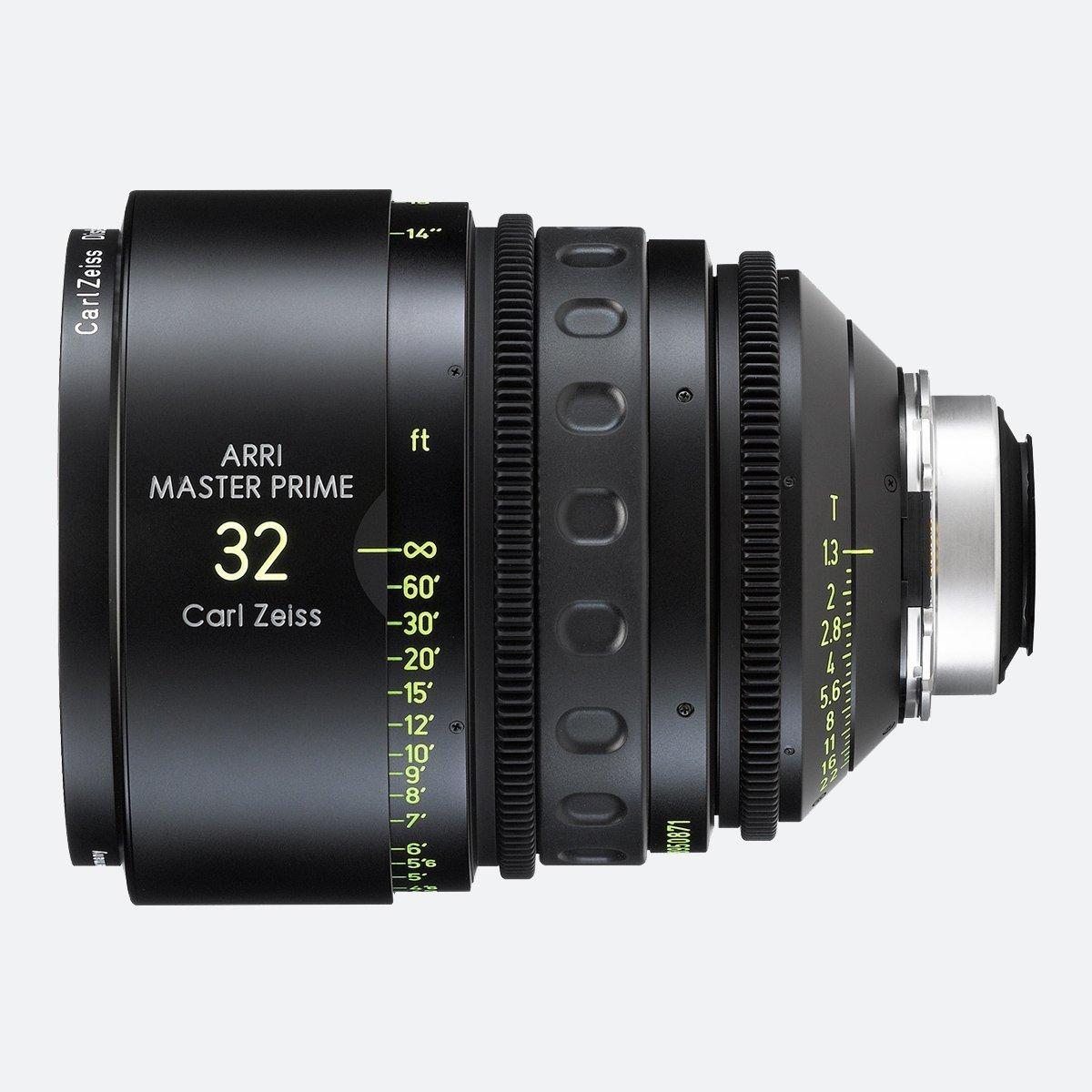 ARRI 32mm T1.3 Master Prime Lens
