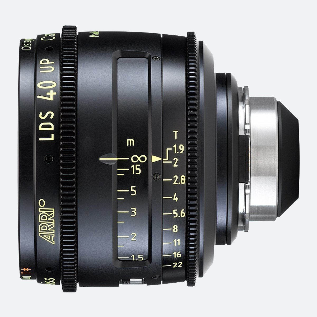 ARRI 40mm T1.9 LDS Ultra Prime Lens