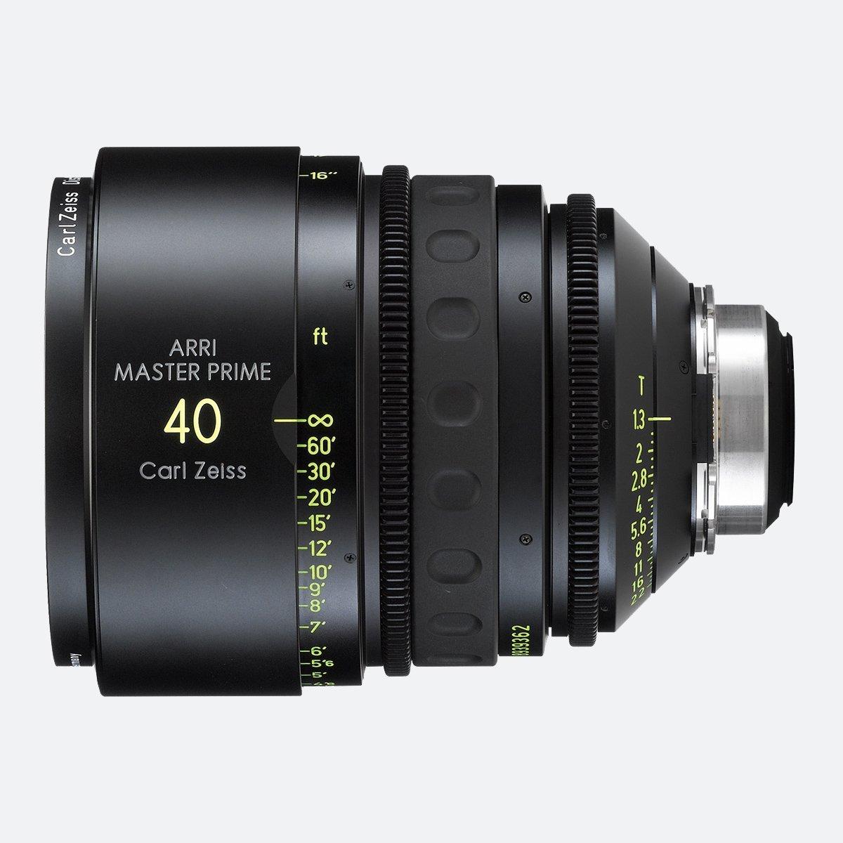 ARRI 40mm T1.3 Master Prime Lens