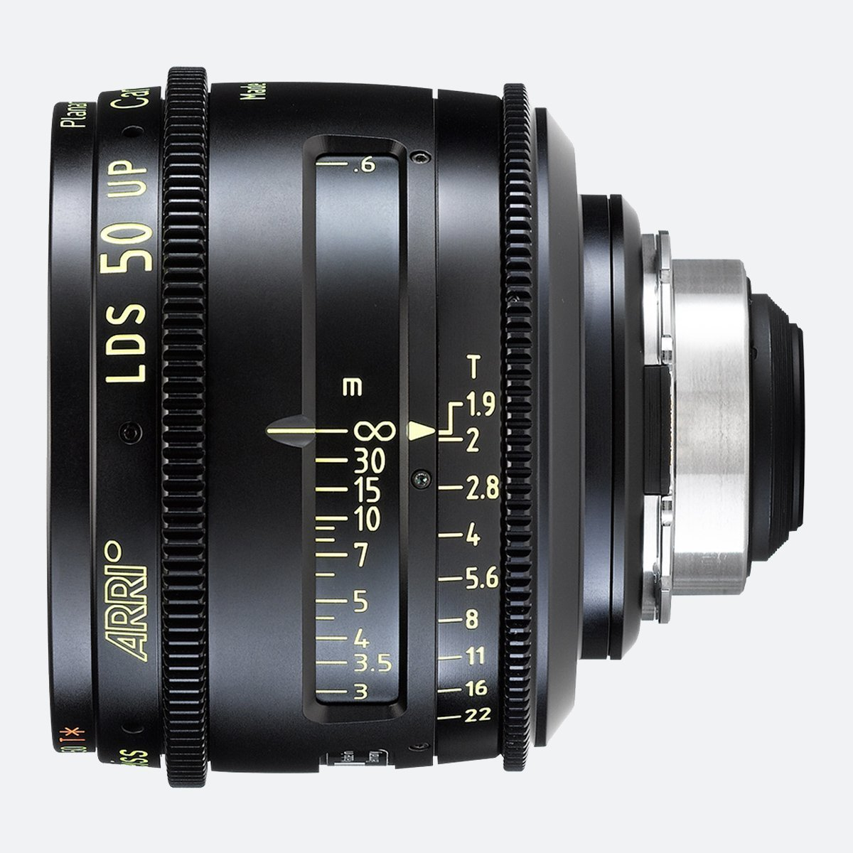 ARRI 50mm T1.9 LDS Ultra Prime Lens