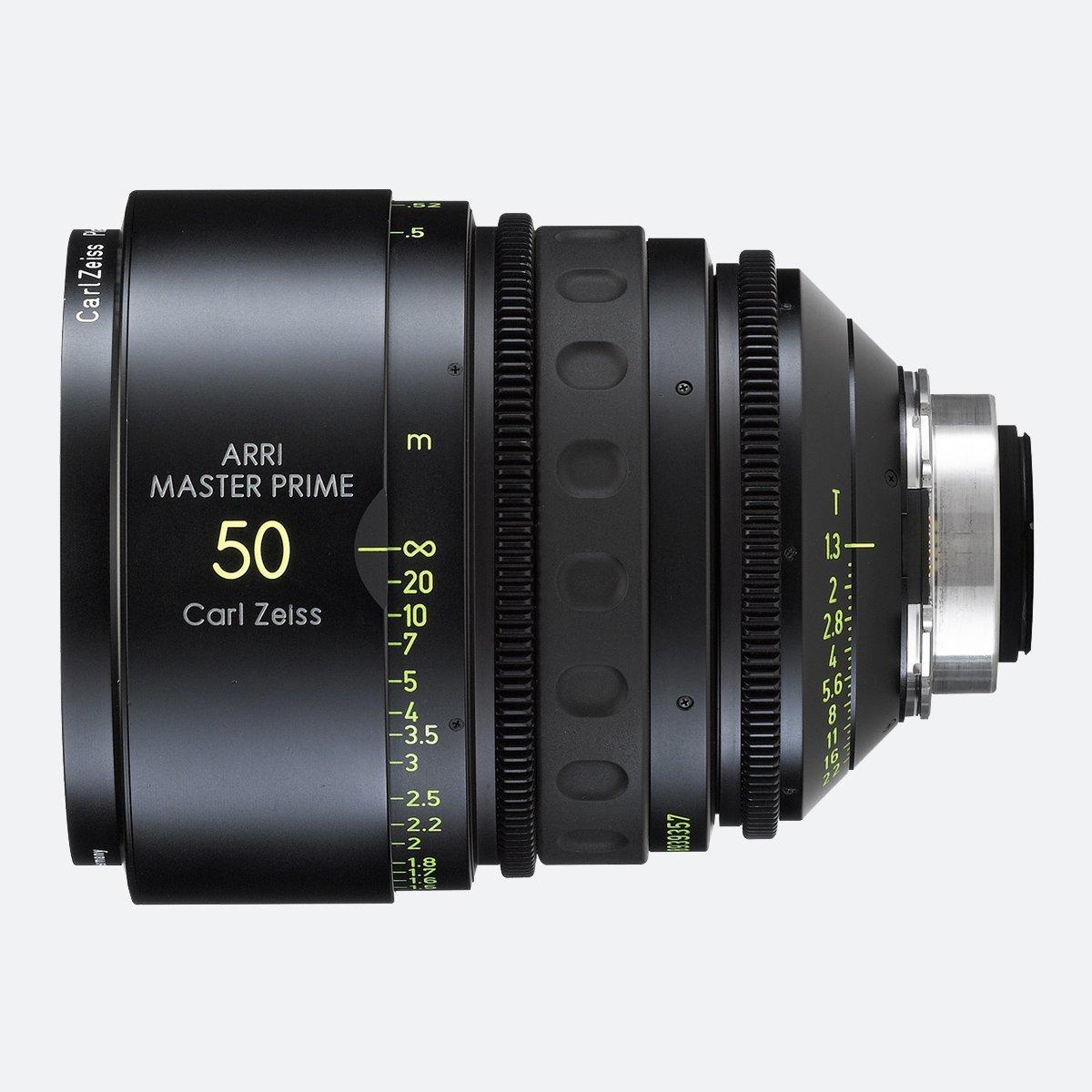 ARRI 50mm T1.3 Master Prime Lens