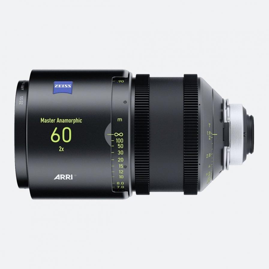 ARRI 60mm T1.9 Master Anamorphic Lens