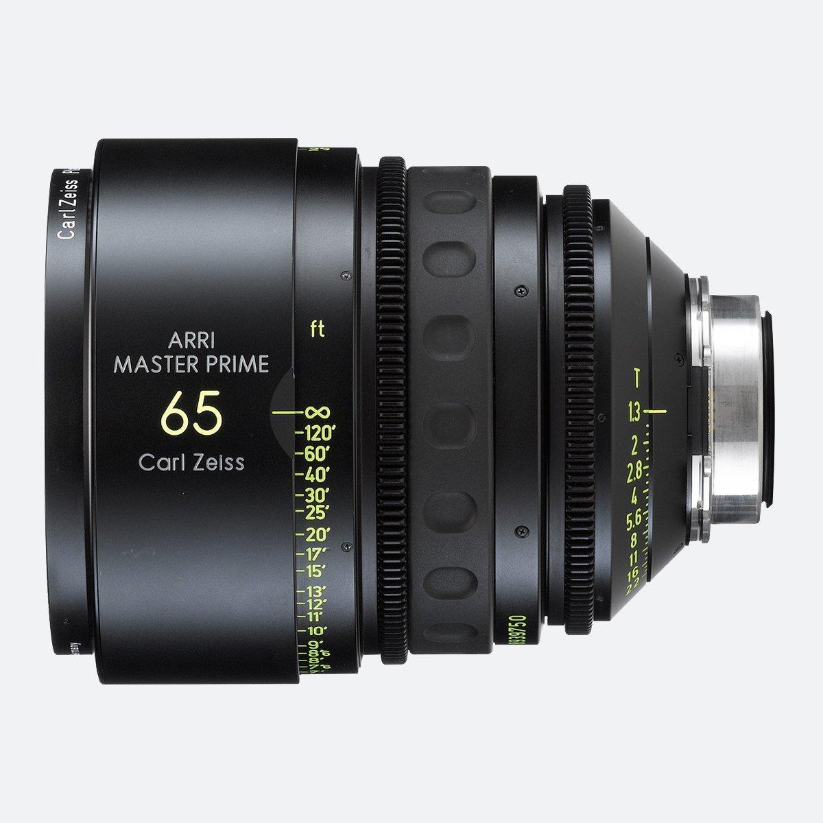 ARRI 65mm T1.3 Master Prime Lens