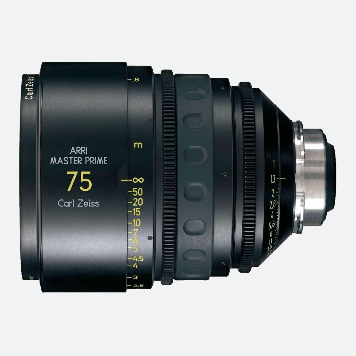 ARRI 75mm T1.3 Master Prime Lens