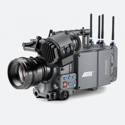 ARRI ALEXA SXT W - A Fully Wireless Camera