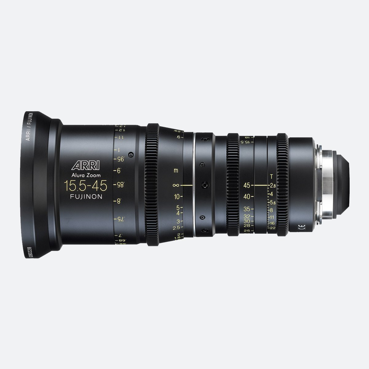 ARRI Alura 15.5-45mm T2.8 Lightweight Zoom Lens