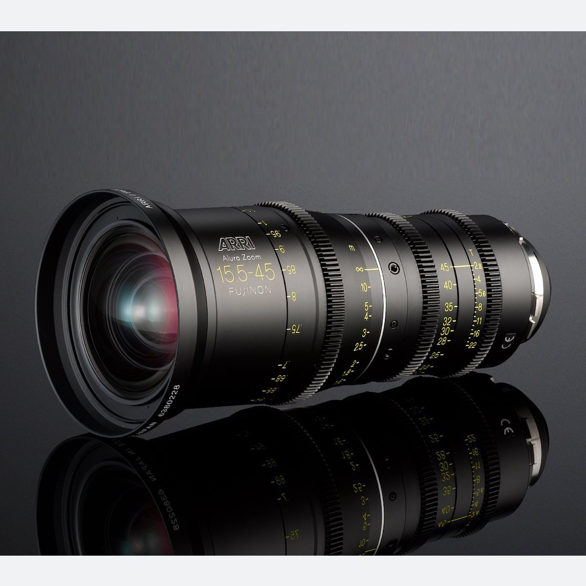 ARRI Alura Zoom 15.5-45mm