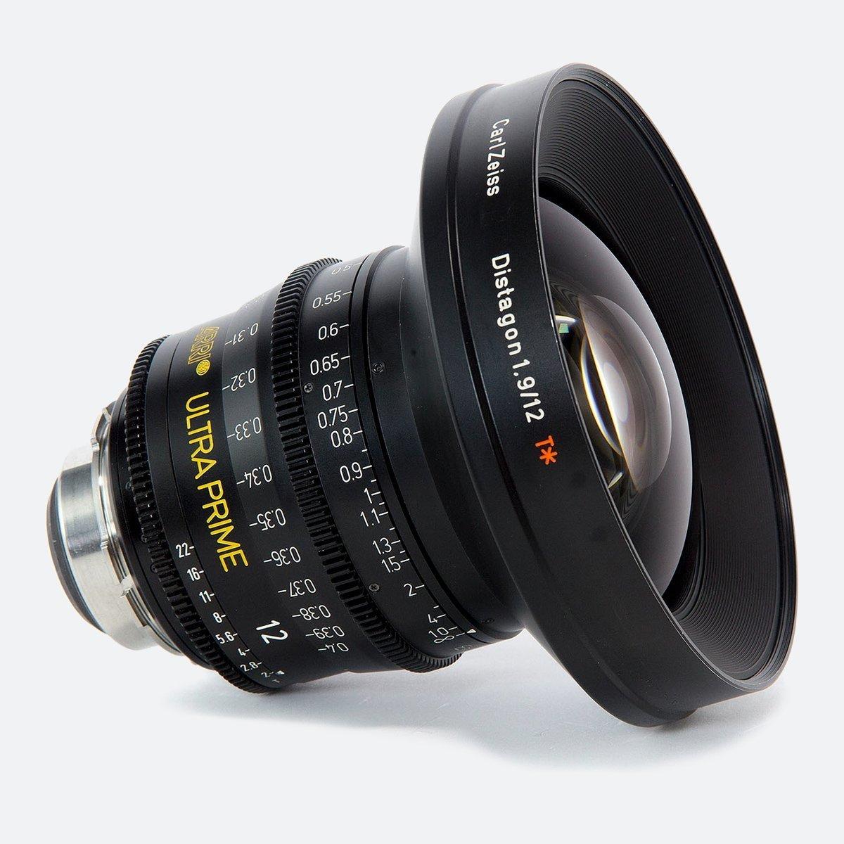 ARRI 12mm T2.0 Ultra Prime Lens