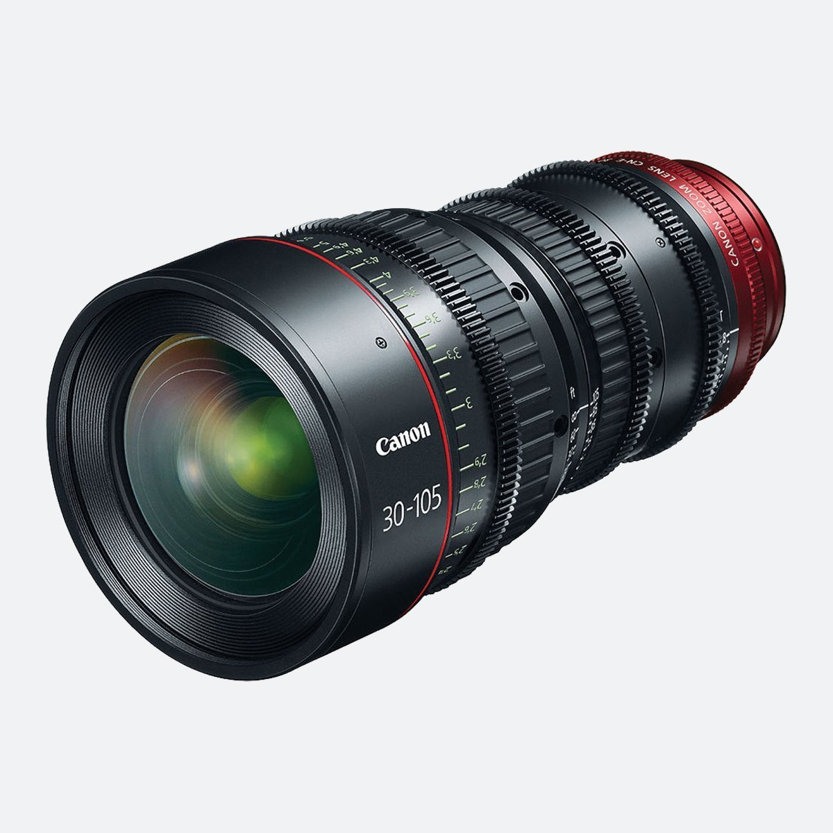 Canon CN-E30-105mm T2.8 L S/SP 4K Cinema Zoom Lens