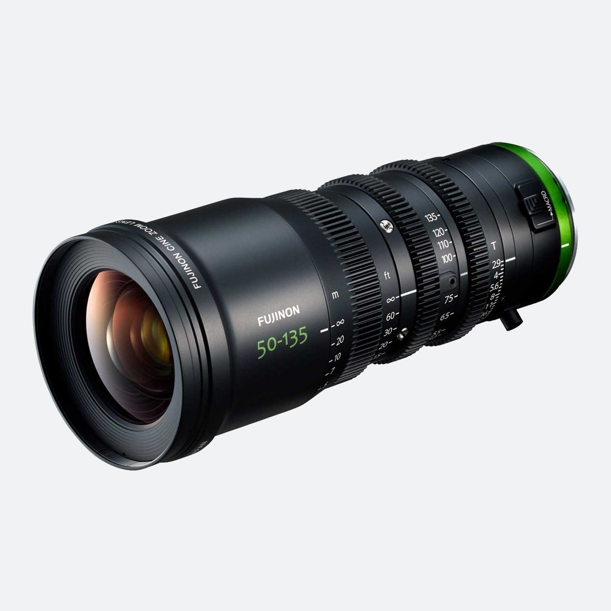 Fujinon MK50-135mm T2.9 E-mount Cine Lens