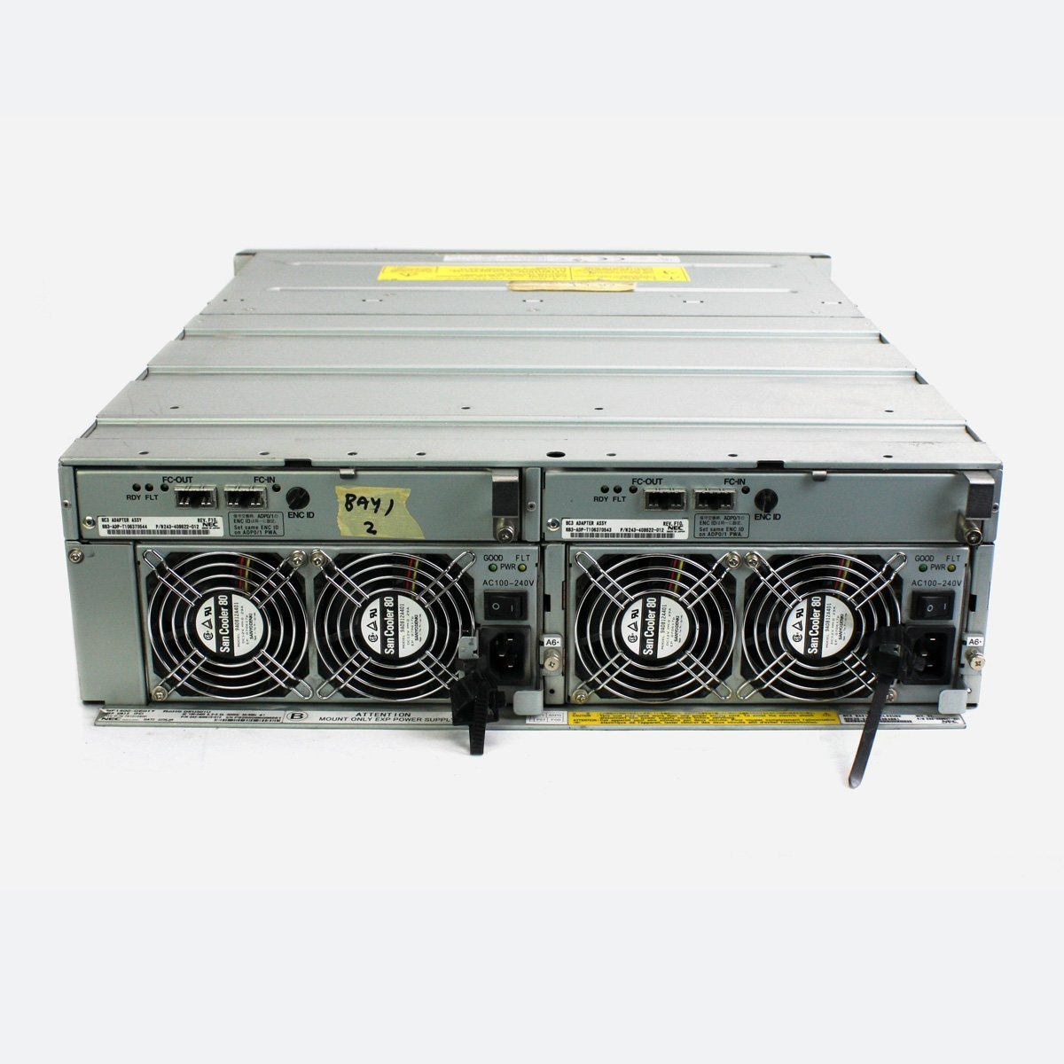 Used Grass Valley K2 10G Raid Storage System