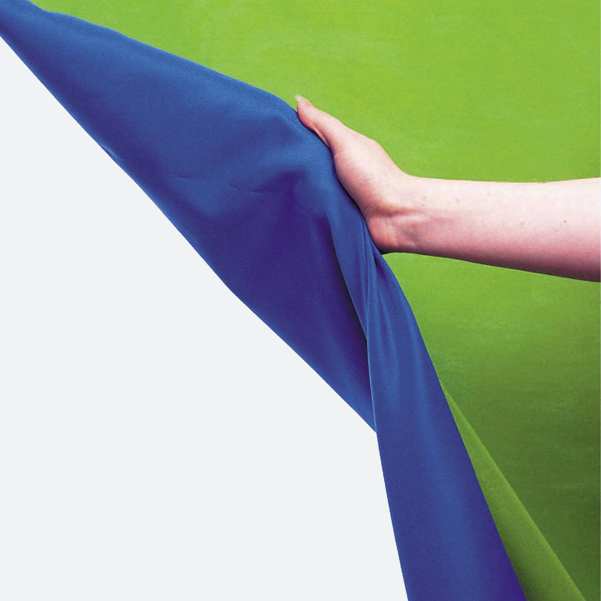 Lastolite LL LC5887 Chromakey Curtain Reversible 3 x 7m Blue/Green