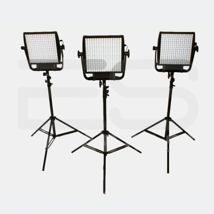 Ex-Demo 3x Litepanels Astra 1x1 Daylight Kit