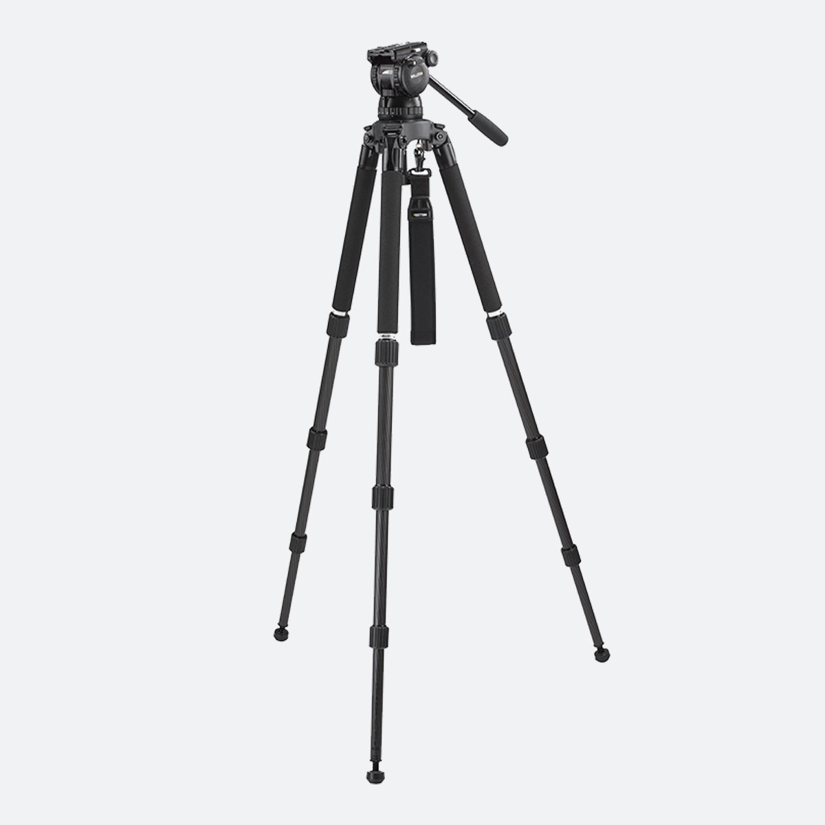 Miller 1866 Compass 23 Solo 3-Stage CF Tripod System