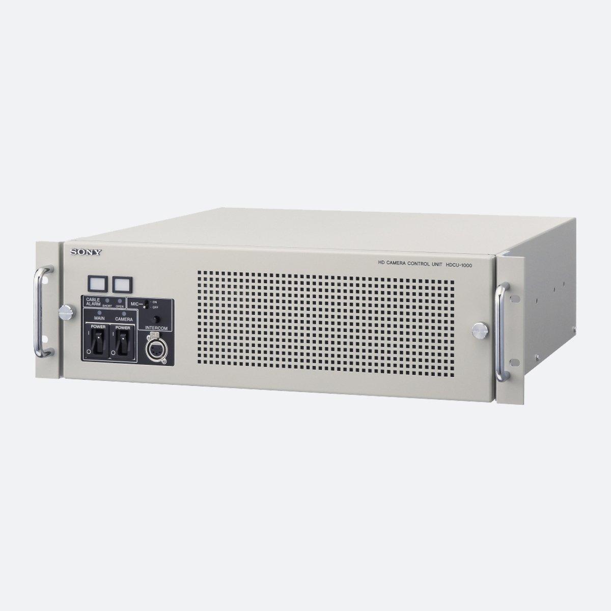 Sony HDCU-1000 HD camera control unit for HDC-1500 cameras