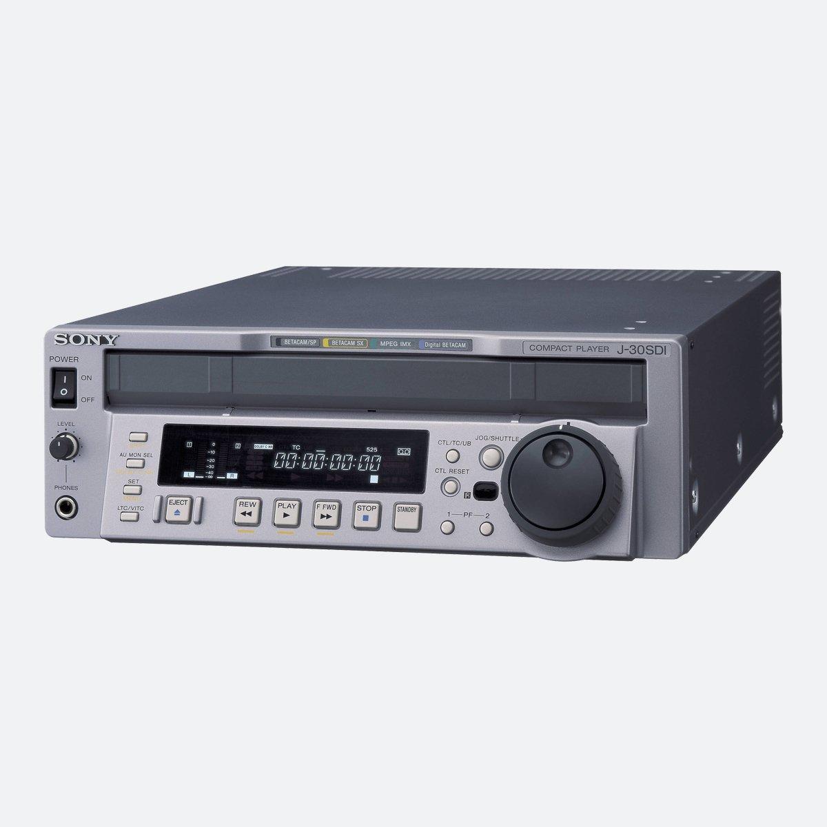Sony J-30SDI Compact Digital Betacam Player