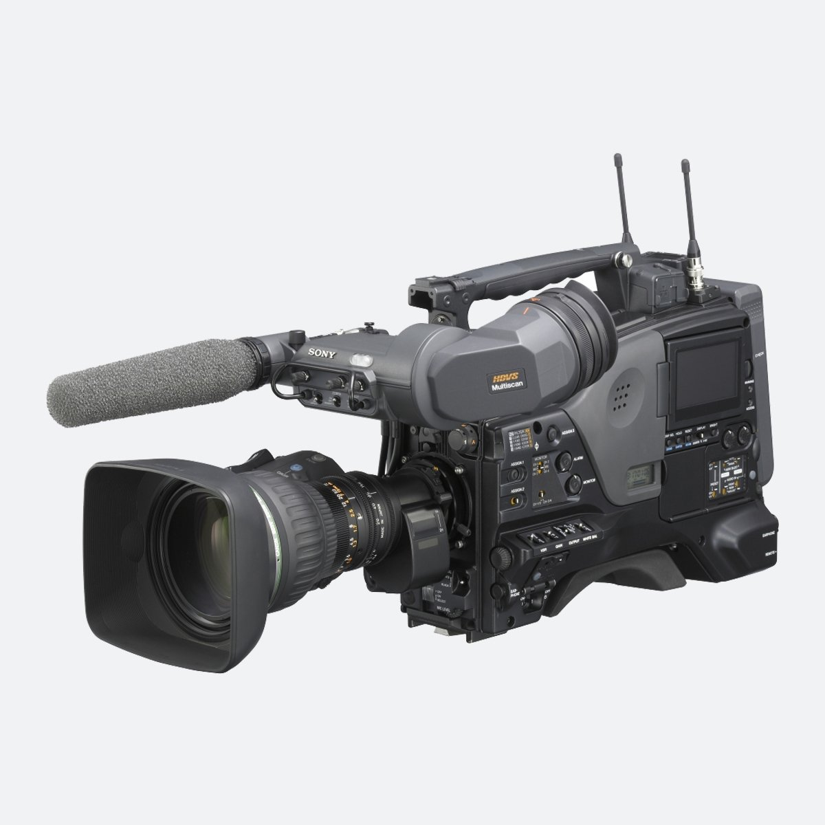 Used Sony PDW-F800 XDCAM HD422 camcorder