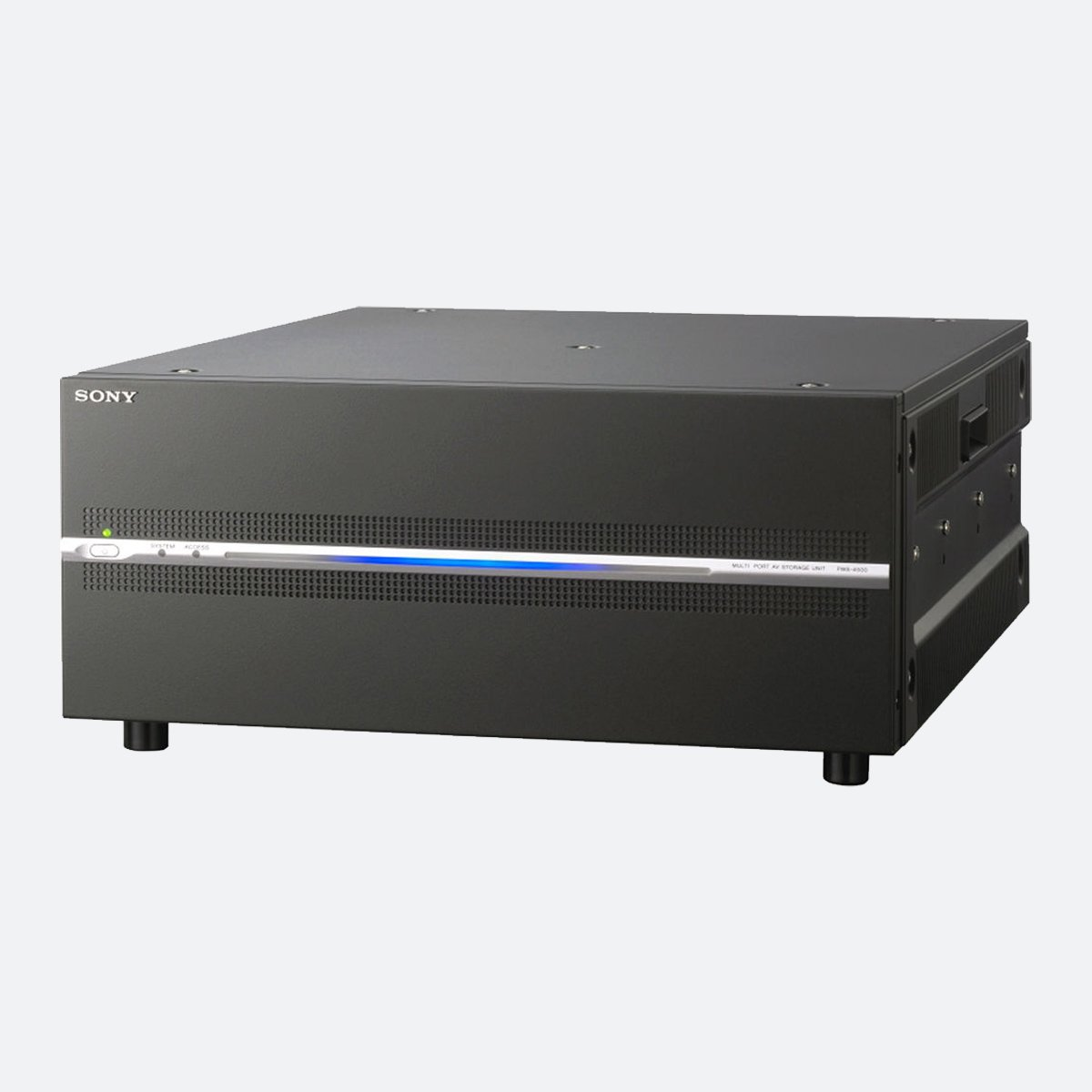Sony PWS-4500 4K/HD multi-port AV storage unit for IP network